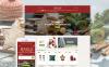 Адаптивный Shopify шаблон №62127 на тему рождество New Screenshots BIG