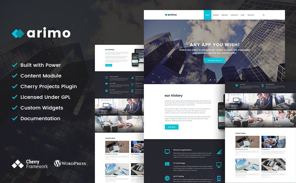 Themes Can Be Designed With No Prior Software Development: Software Development WP Theme