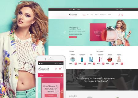 Axonnie - Perfume Store