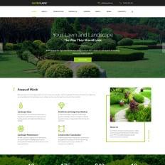 garden land exterior design multipage