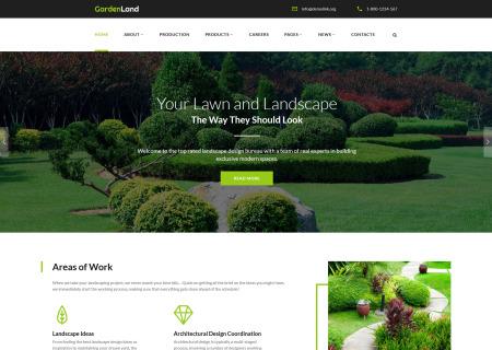 Exterior Design Site