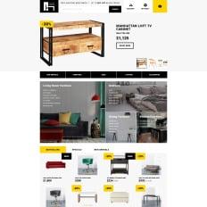 Modern Furniture Interior Home Decor Responsive