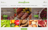 """PrestaShop Theme namens """"FoodFate - Lebensmittelgeschäft"""" New Screenshots BIG"""