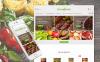 Responsywny szablon PrestaShop #62178 na temat: sklep z żywnością New Screenshots BIG