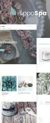 Responzivní Magento motiv na téma Kosmetický salon New Screenshots BIG