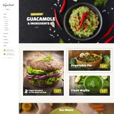 135 best restaurant website templates cafe website templates