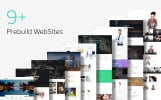 "WordPress Theme namens ""Monstroid 2 """