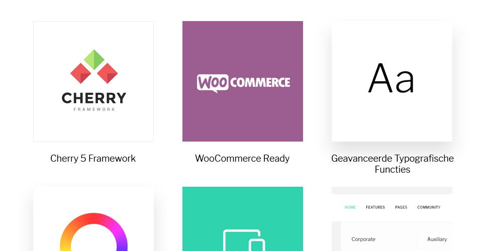 Website Design Template 62222 - page builder ecommerce portfolio unique premium professional modern
