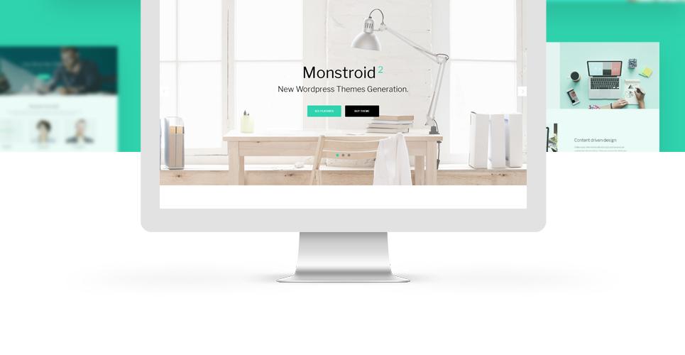 Website Design Template 62222 - modern