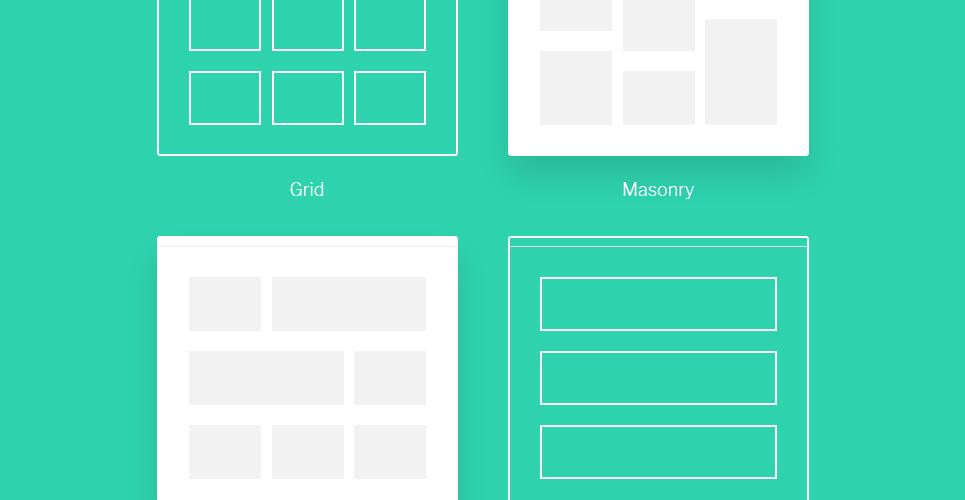 Website Design Template 62222 - professional modern