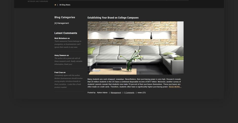 Website Design Template 62223 - tools