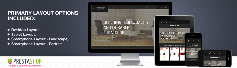 Website Design Template 62223 - man furniture profile company designers work team portfolio creative ideas exterior lamp catalogue order clients customers support services delivery decoration style awards collection product advices tools