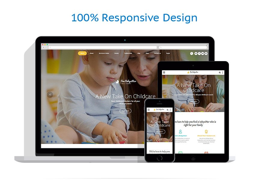 Modèles HTML5 Famille #62238