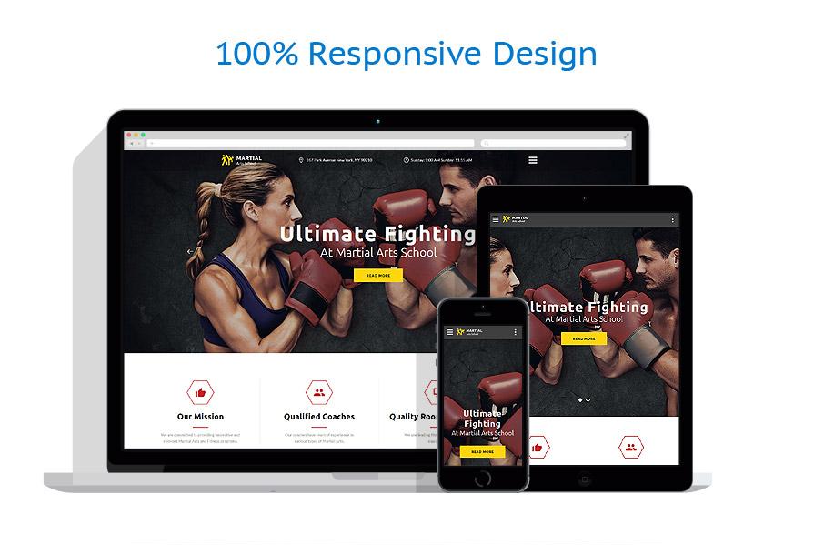 Modèles HTML5 Sport #62244