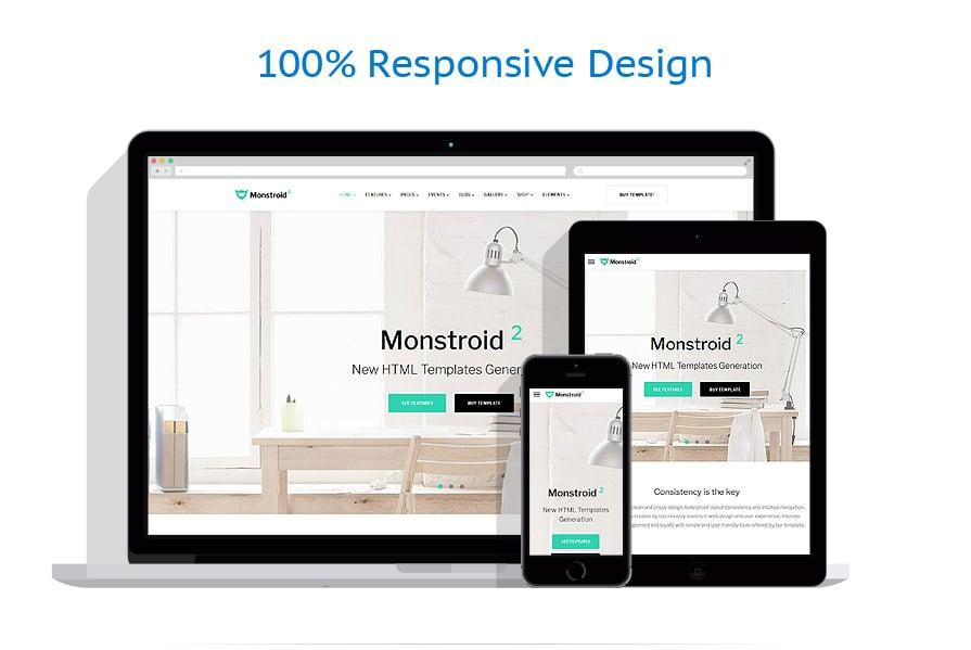 Modèles HTML5 Décoration - Mobilier #62267