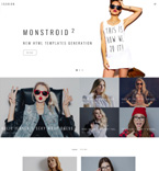 Website Templates #62273 | TemplateDigitale.com