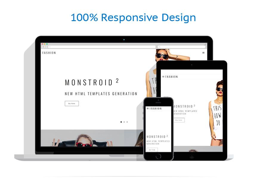 Modèles HTML5 Mode #62273