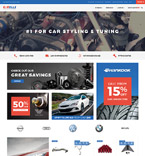 Magento Themes #62285 | TemplateDigitale.com