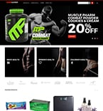 Magento Themes #62288 | TemplateDigitale.com