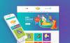 Адаптивний Magento шаблон на тему магазин іграшок New Screenshots BIG