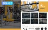 BuzzSport - Gym Equipment Tema Magento №62291 New Screenshots BIG