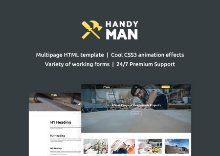 Maintenance Services Site