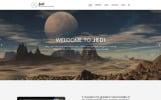 Jedi - Багатофункціональний Joomla шаблон