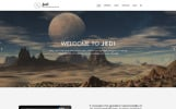 Jedi - Çok fonksiyonlu Joomla Teması