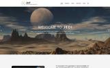 Jedi - leistungsstarkes Joomla Template
