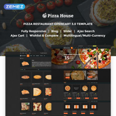 online pizza ordering system project report