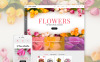 "PrestaShop Theme namens ""Florabido - Blumengeschäft"" New Screenshots BIG"