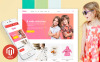 Responsive Bebek Mağazası  Magento Teması New Screenshots BIG