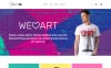 "Responzivní Magento motiv ""ShirtIX - T-Shirt Shop Responsive"" New Screenshots BIG"