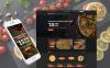 Reszponzív Pizza témakörű  OpenCart sablon New Screenshots BIG
