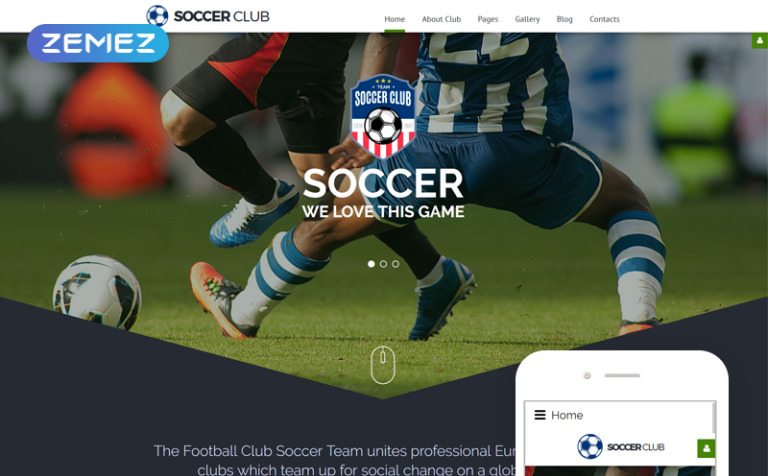 Fantasy football joomla theme soccer soccer club responsive joomla template new screenshots big yelopaper Choice Image