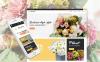 Tema Magento Flexível para Sites de Floricultura №62284 New Screenshots BIG