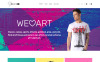 Tema Magento Flexível para Sites de Lojas de Camisetas №62252 New Screenshots BIG