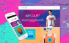 Thème Magento adaptatif  pour magasin de T-shirts New Screenshots BIG