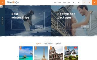 TripRev - Travel Responsive PrestaShop Theme