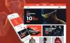 VirtueMart šablona Obchod se sportovním zbožím New Screenshots BIG