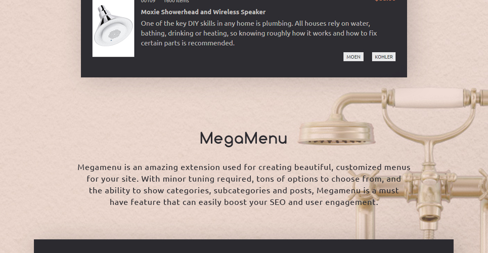 Website Design Template 62302 - expert