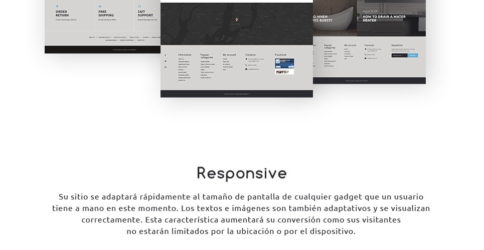 Website Design Template 62302 - special expert