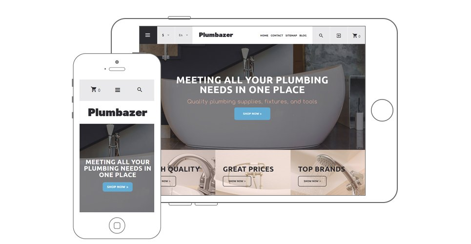 Website Design Template 62302 - staff master plumber tips hint standard offer experience special expert