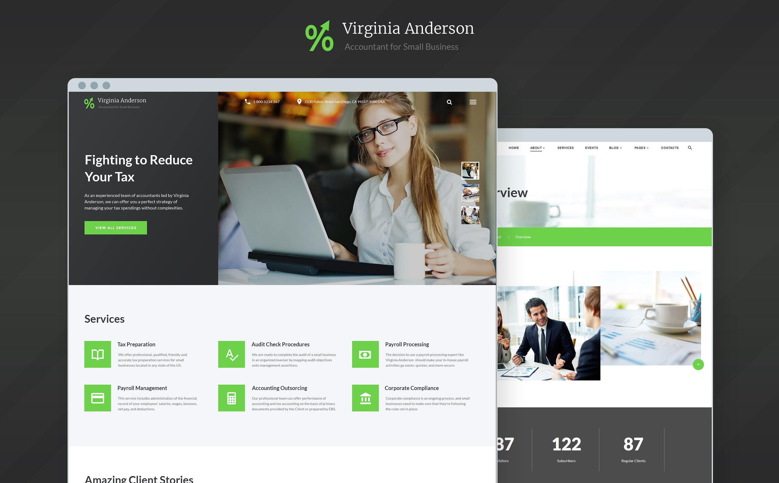 Virginia anderson accountant for small business multipage 62310 virginia anderson accountant for small business multipage wajeb