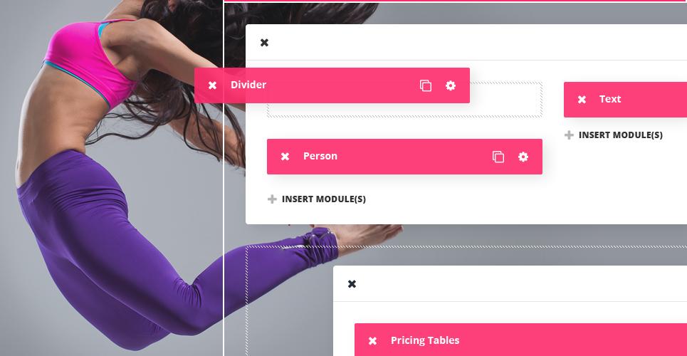 Emanuella - Dance School Responsive WordPress Theme