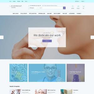 Screenshot of Pharmaso Drugs Store