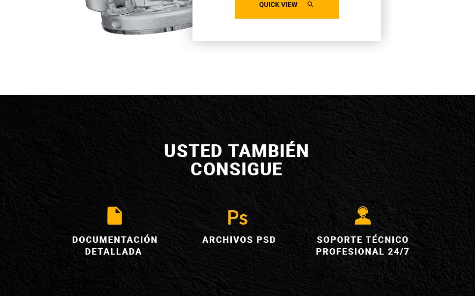 Website Design Template 62363 - automotive remover puller