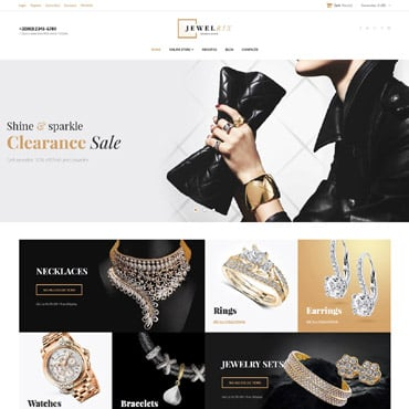 Preview image of Jewelrix - Jewelry Collection