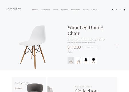 Eveprest - Furniture Store