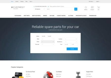 Eveprest - Spare Parts